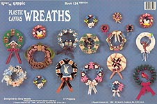 Kappie Plastic Canvas Wreaths
