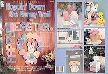HWB Plastic Canvas Hoppin' Down the Bunny Trail