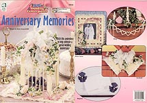 HWB Easy Holiday Centerpieces: Plastic Canvas Anniversary Memories