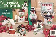 Annie's Attic Plastic Canvas Frosty Friends