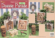 TNS Plastic Canvas Doggie Parade