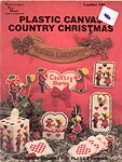 Needlecraft Ala Mode Plastic Canvas Country Christmas