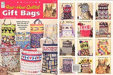 Four-Hour Quilted Gift Bags