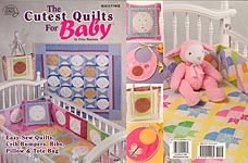 ASN The Cutest Quilts for Baby