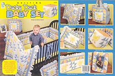 HWB Quilting: Ducky Duck Baby Set