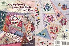 ASN An Encyclopedia of Crazy Quilt Stitches and Motifs