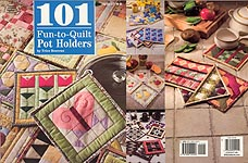ASN 101 Fun- To- Quilt Pot Holders