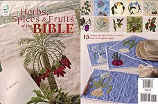 HWB Herbs, Spices, & Fruits of the Bible