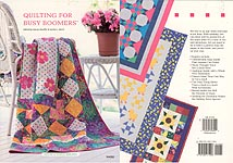 HWB Quilting for Busy Boomers