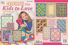 ASN Quilts for Kids to Love