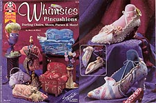 Suzanne McNeill Whimsies Pincushions
