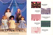 Fancywork and Fashion's Best Smocking Designs for Dolls