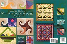 HWB Learn to Make A Foundation- Pieced Quilt