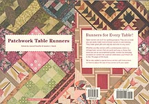 HWB QUILTING: Patchwork Table Runners
