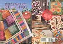 HWB Jump- Start Your Quilting