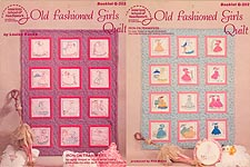 ASN Old Fashioned Girls Quilt