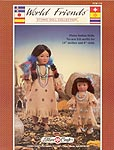 SEW World Friends Plains Indian Outfits