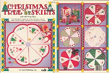 Gick Publishing Christmas Tree Skirts and Gift Wrap Ideas