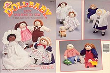 Doll Baby Easy Fashions to SEW