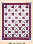 Fons Porter Designs Stars and Chains Quilt