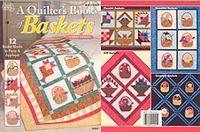 ASN A Quilter's Book of Baskets