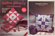 Plaid Ent. Quilted Stitchery