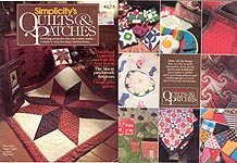 Simplicity's Quilts & Patches
