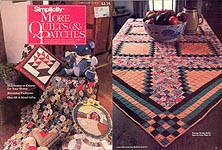 Simplicity's More Quilts & Patches