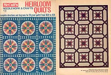 McCall's Needlework & Crafts Heirloom Quilts