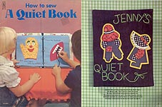 How to SEW A Quiet Book