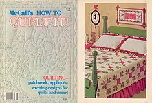 McCall's How To Quilt It!