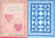 Country Quilting: 1990 -- A Year of Quilt Patterns