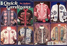 HWB Quick Cardigans for Quilters