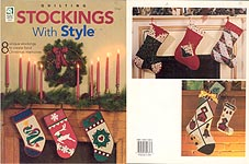 HWB QUILTING Stockings WIth Style