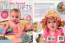 Annie's SEW Special Baby Gifts