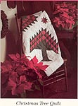 Scrap Crafts For All Occasions: Christmas Tree Quilt