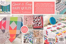 Annie's Quick & Easy Baby QUILTS