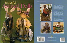 Sterling Publishing Beautiful Animal Dolls: Handcrafts to Treasure