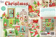 Annie's QUILTING: Christmas Through the House