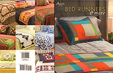 Annie's QUILTING: Bed Runners & More