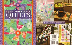 Annie's QUILTING: Put Some Charm in Your Quilts