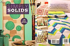 Annie's QUILTING: Simply Solids