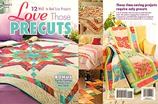 Annie's QUILTING: Love Those Precuts