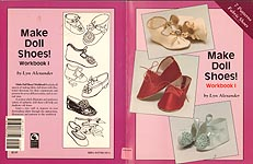 Make Doll Shoes! Workbook 1