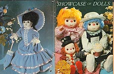 Leisure Time SEW Showcase of Dolls