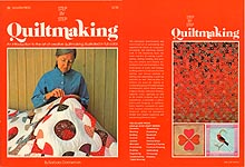Golden Press Step By Step Quiltmaking
