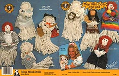 Suzanne McNeill Mini Mop Dolls For Kids