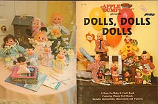 Graham Publications Apple Dumplins' Presents Dolls, Dolls, Dolls