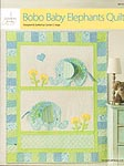 Annie's Bobo Baby Elephant QUILT