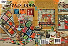 Quilted Cats and Dogs